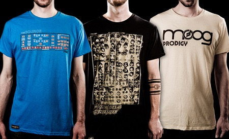 Moog Music donates apparel proceeds to BMF