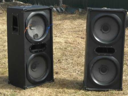 4A-32B Loudspeaker: the story of